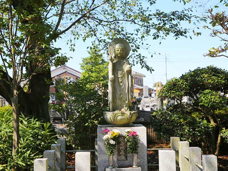 古河樹木葬墓地