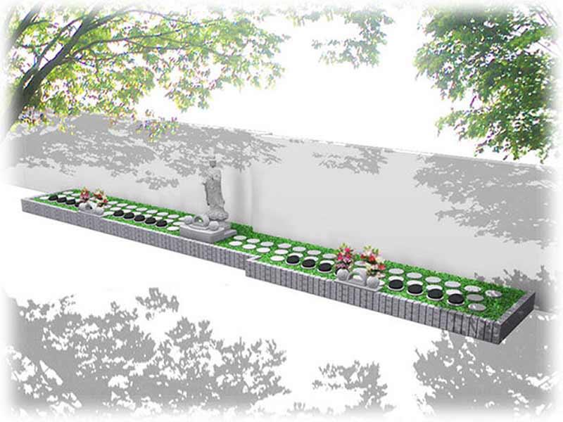 西陣樹木葬墓地