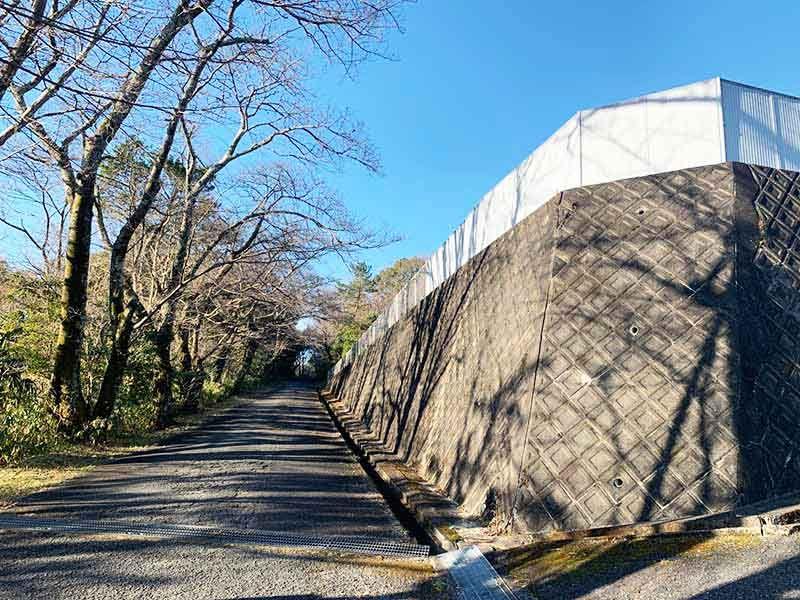 松阪市営 篠田山霊苑
