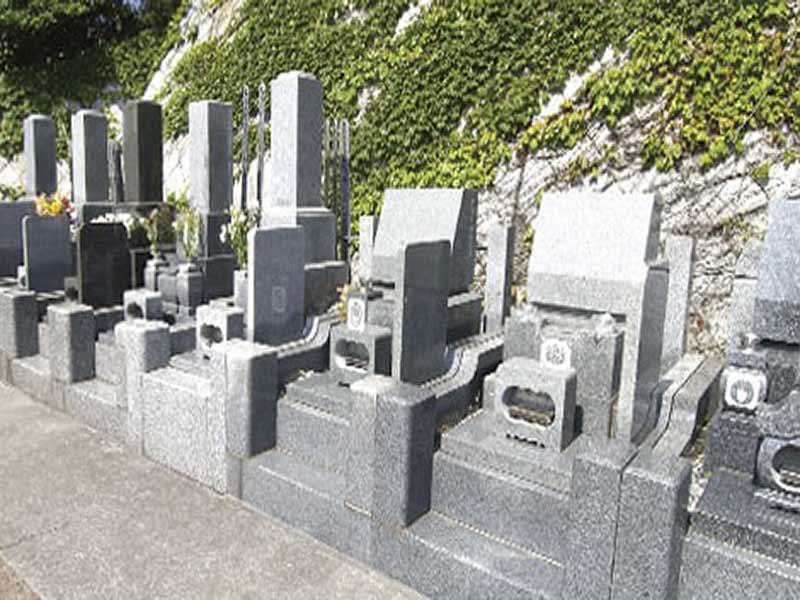 鎌倉富士見墓苑 日当たりの良い明るい墓域①