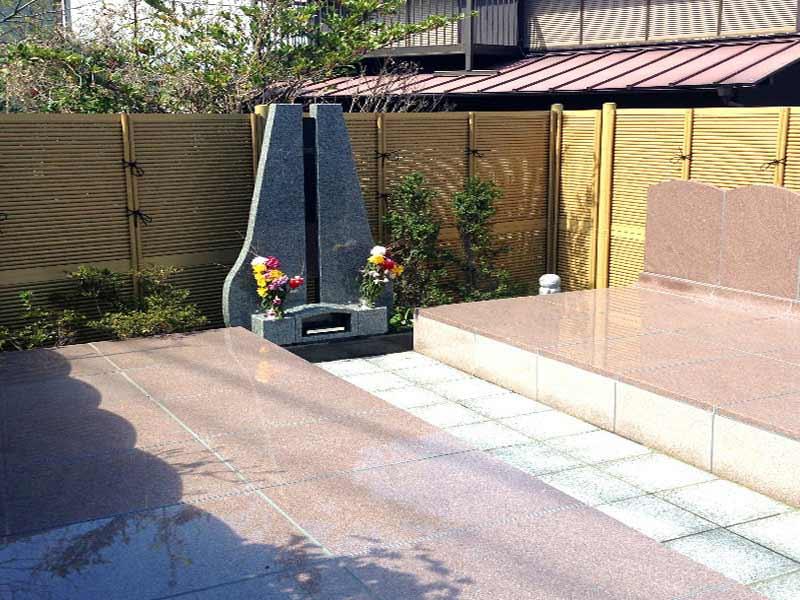 鎌倉富士見墓苑 永代供養墓②