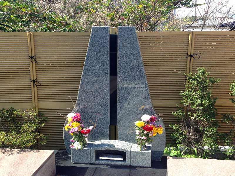 鎌倉富士見墓苑 永代供養墓①