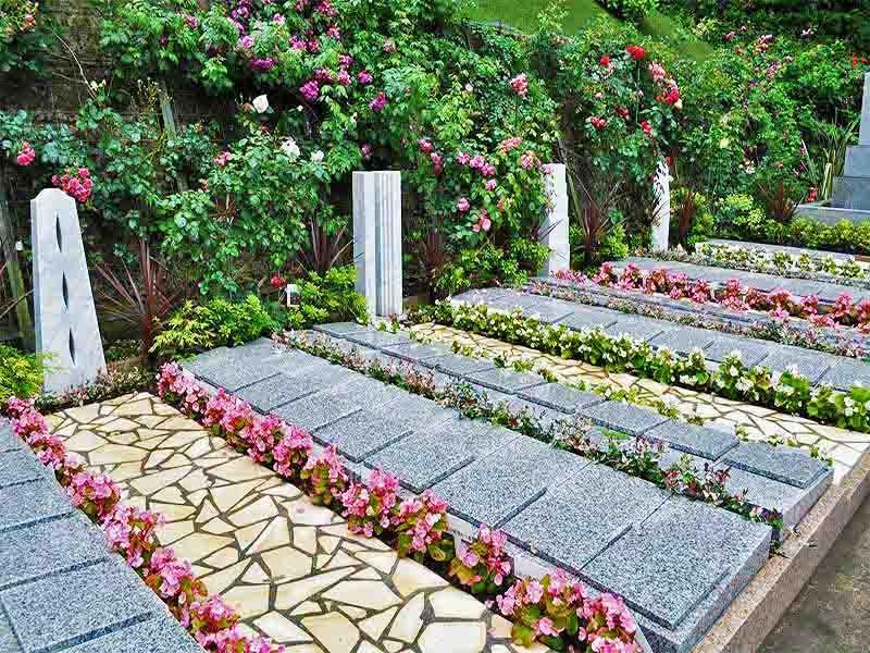 鎌倉やすらぎの杜 永代供養墓「憩」②
