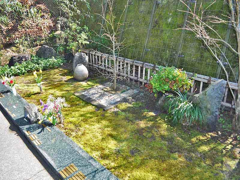 鎌倉やすらぎの杜 樹木葬「菩提樹」