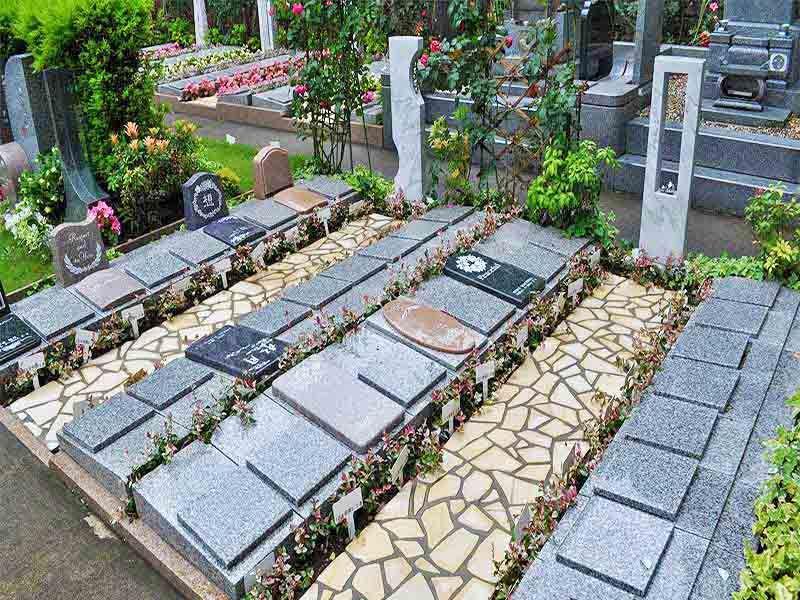 鎌倉やすらぎの杜 様々なタイプの永代供養墓