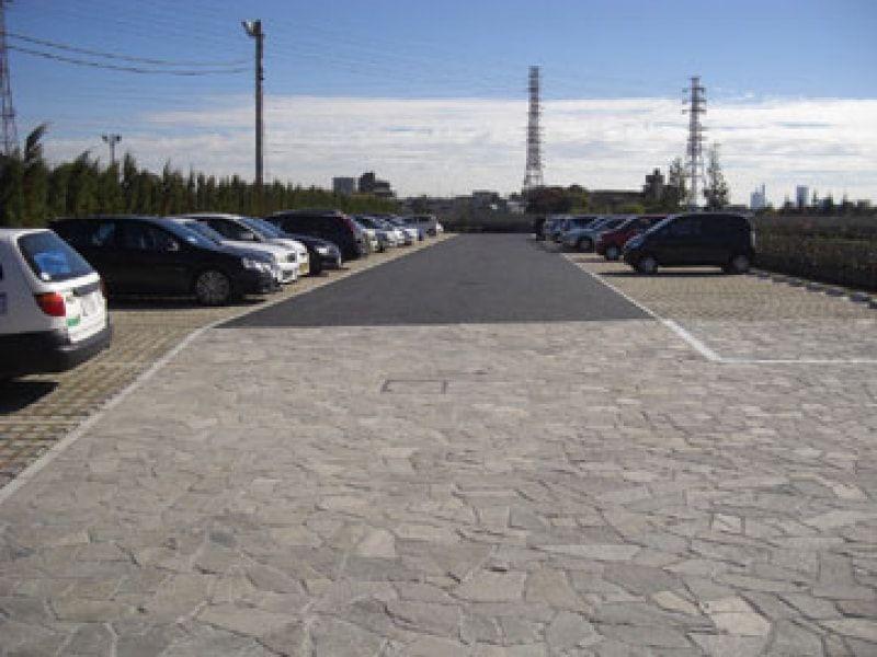 公園墓地 彩の恵 駐車場