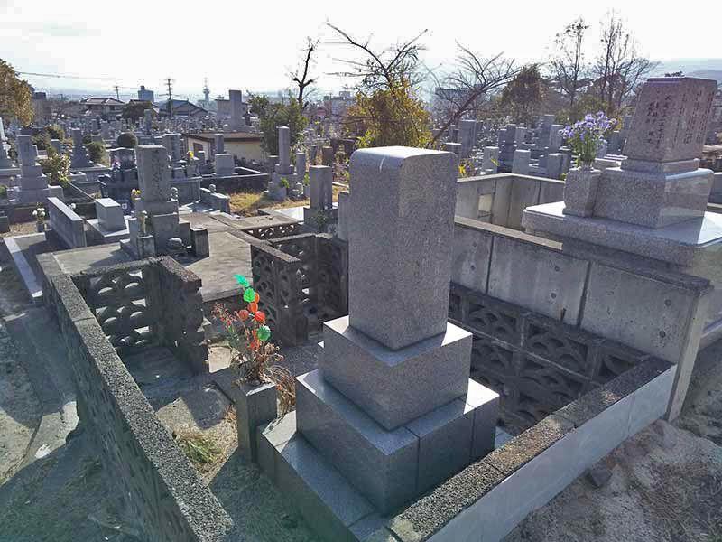 別府市営 野口原墓地
