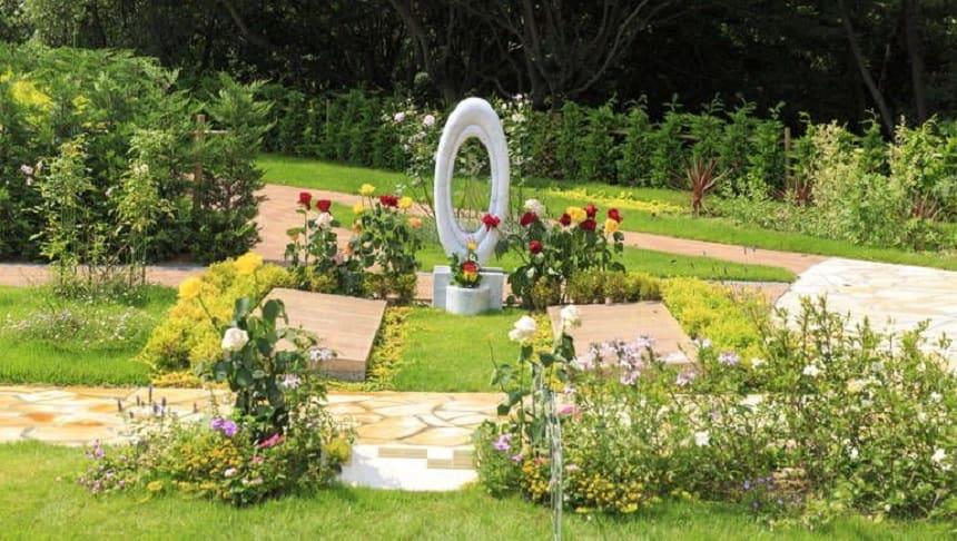 霊園タイプ合葬型の樹木葬