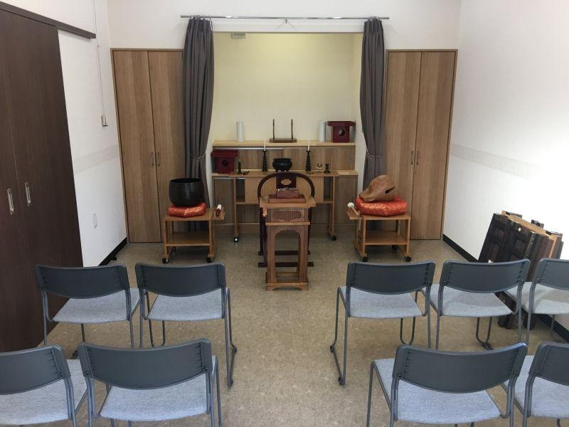 メモリアルプレイス川口の郷の法要施設