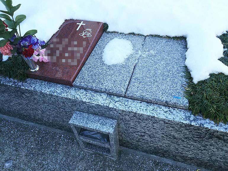 公園墓地 瑠璃光苑 樹木葬-ガーデンタイプ2型