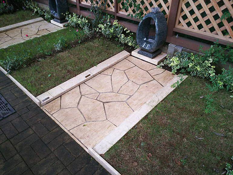 小平ふれあいパーク 樹木葬の献花台