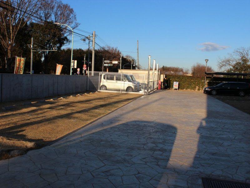 サニープレイス所沢 駐車場