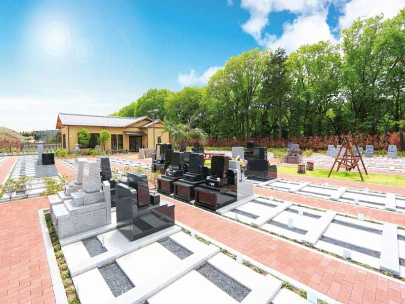 小江戸聖地霊園 一般墓所