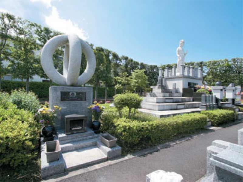 仏子聖地霊園 永代供養墓「一燈陵」と「一燈合祀墓」