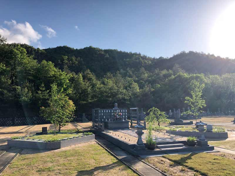 森の国墓苑