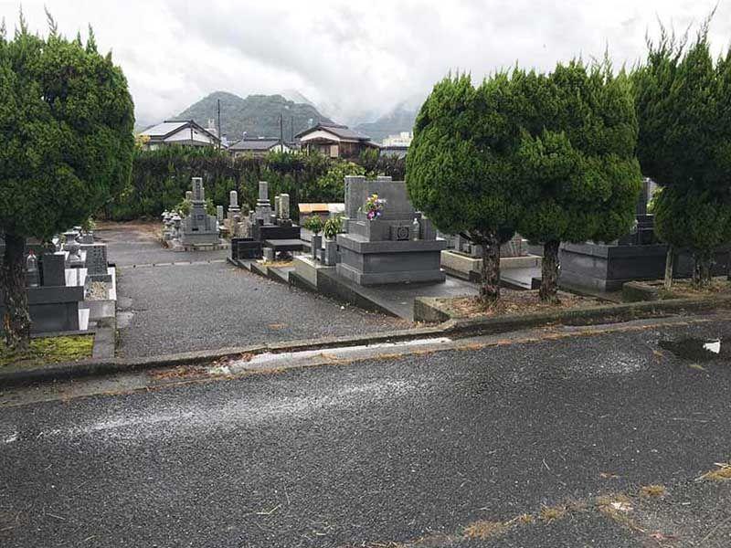 山口市営ふしの第一墓地