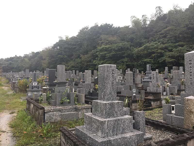 山陽小野田市営 小野田霊園