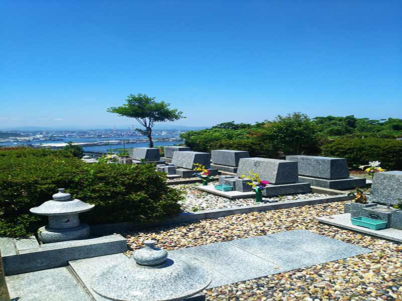 高塔山墓苑