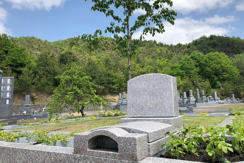 森の国墓苑 桜花ガーデン