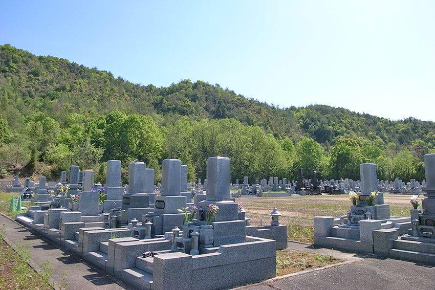 森の国墓苑 一般墓(自由区画)