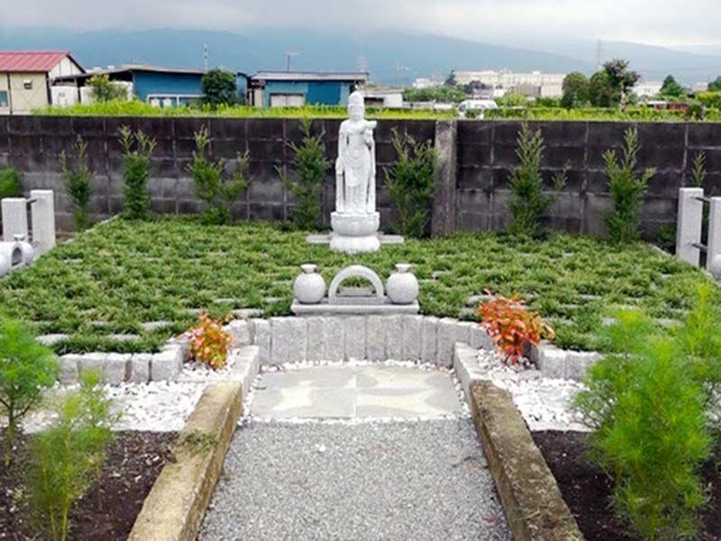 小田原富士見樹木葬墓地の樹木葬