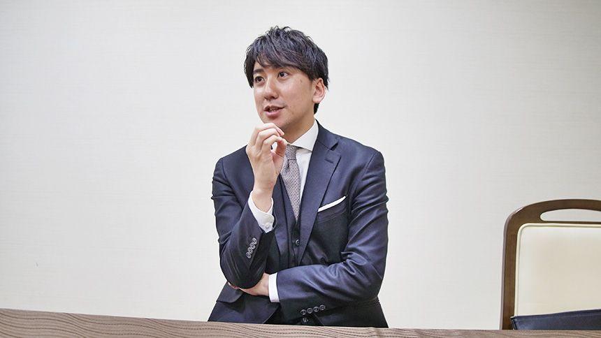 木村さんのインタビュー写真