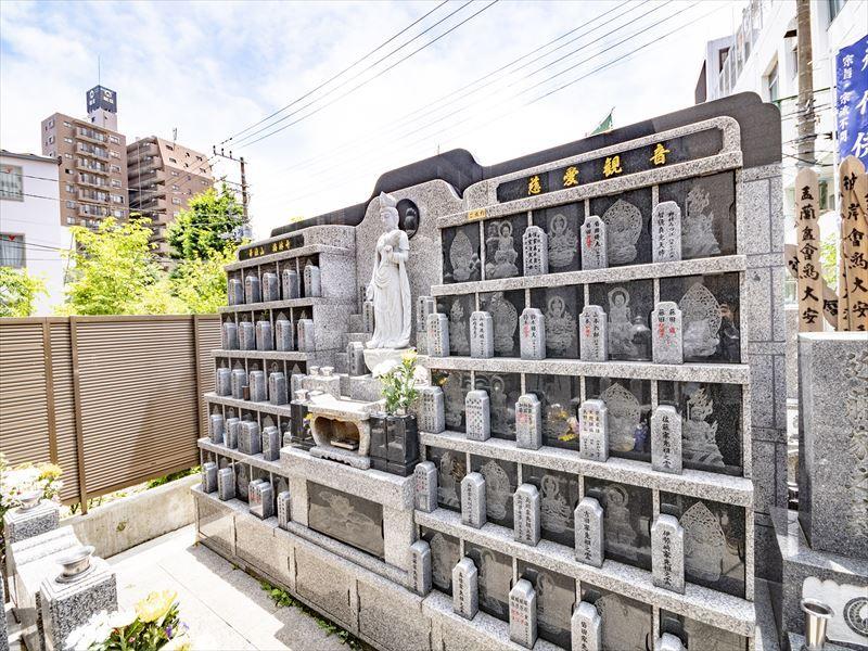 梅林寺墓苑 永代供養墓・樹木葬