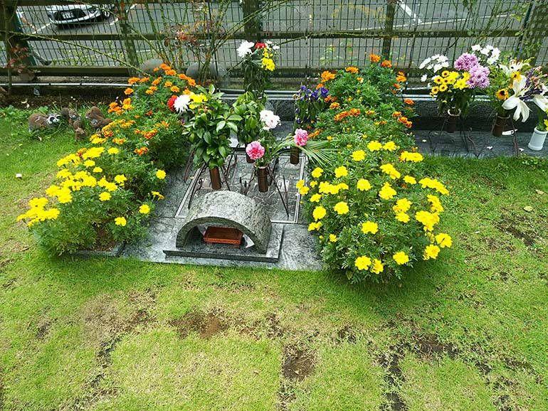 西東京墓苑 永代供養墓 集合墓「和(やわらぎ)」