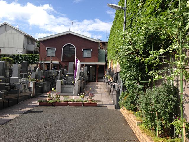 れんげ山霊園 管理事務室