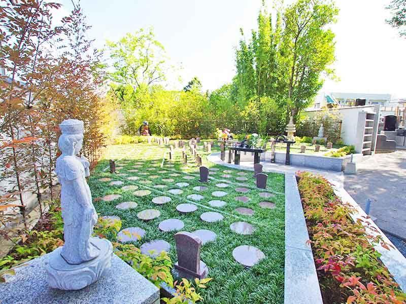 観音院 永代供養墓・樹木葬