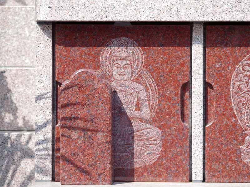 メモリアルすぎと 用中寺 永代供養墓・樹木葬 個別納骨スペース