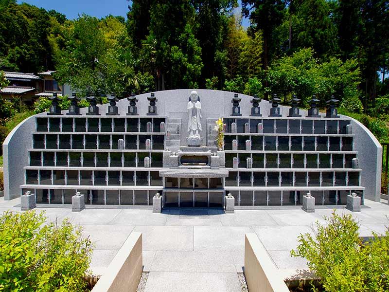 金澤寺墓苑 永代供養墓・樹木葬 永代供養墓