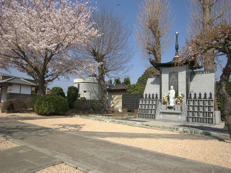 浄安寺墓苑 永代供養墓