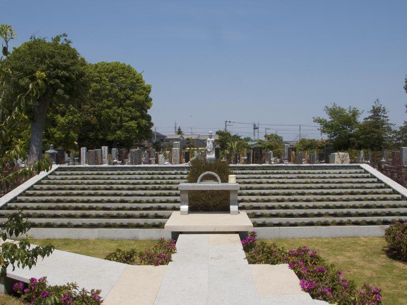 浄安寺墓苑 永代供養付樹木葬