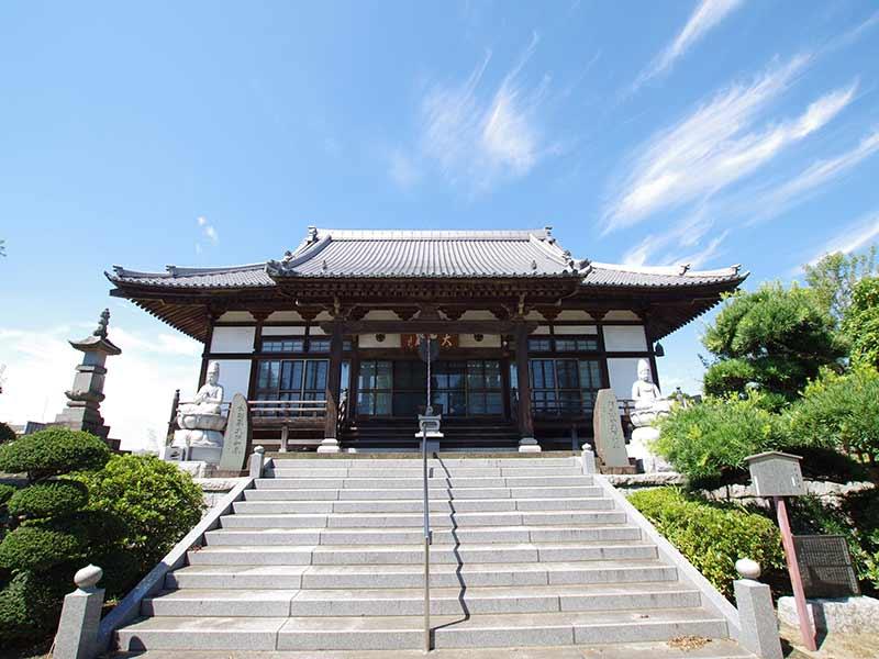 加須の杜霊苑 西浄寺 永代供養墓・樹木葬 本堂外観