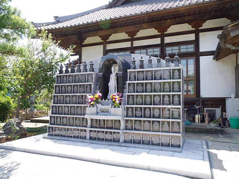 加須の杜霊苑 西浄寺 永代供養墓・樹木葬 永久供養墓
