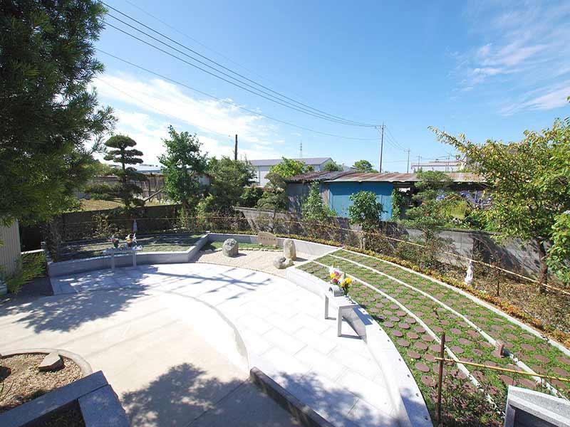 加須の杜霊苑 西浄寺 永代供養墓・樹木葬 自然に帰れる樹木葬