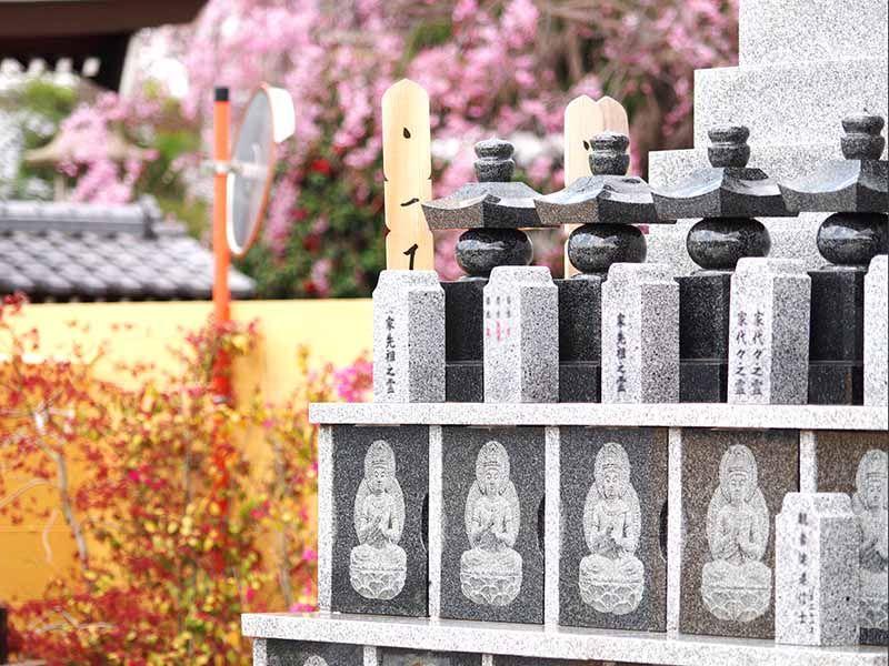 宝蔵院墓苑 永代供養墓・樹木葬 個別スペース