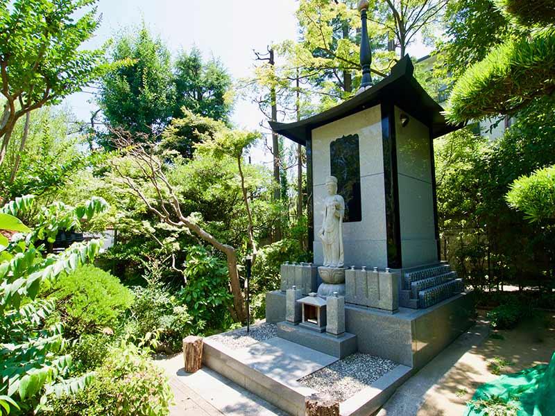 東光禅寺 永代供養墓 永代供養塔「やすらぎ」