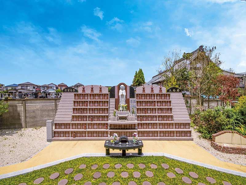 円光院 やすらぎの杜 永代供養墓「やすらぎ」②