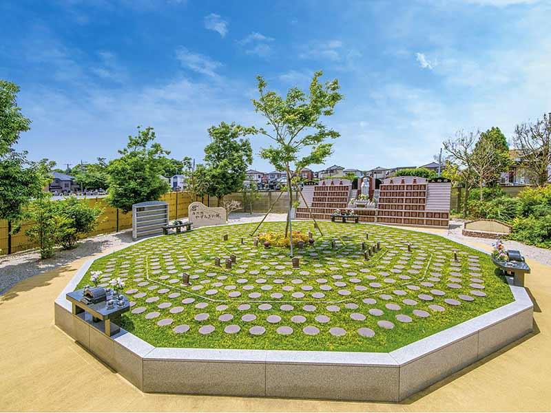 円光院 やすらぎの杜 樹木葬「自然想やすらぎの風」
