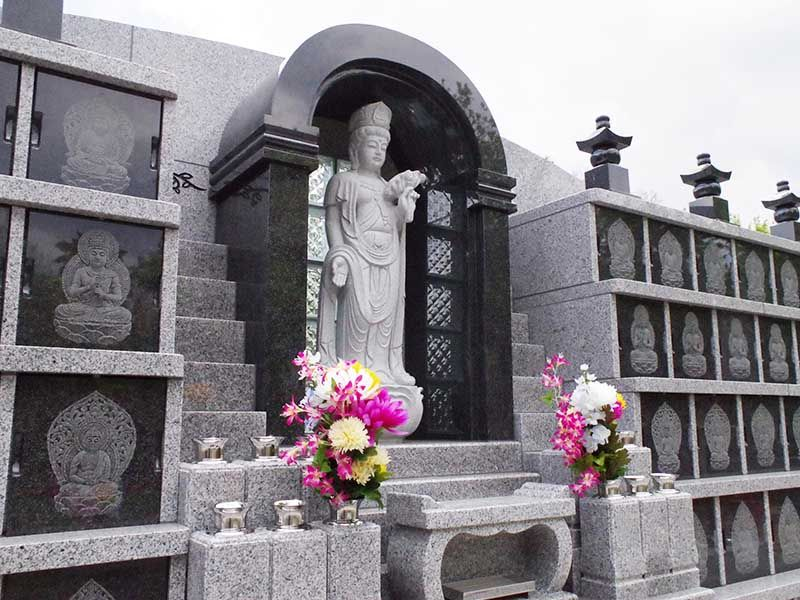 大聖院 永代供養墓・樹木葬