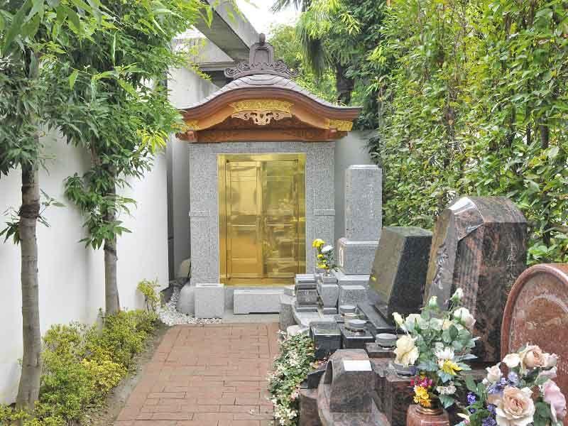 即法寺墓苑 永代供養墓 やすらぎ五輪塔