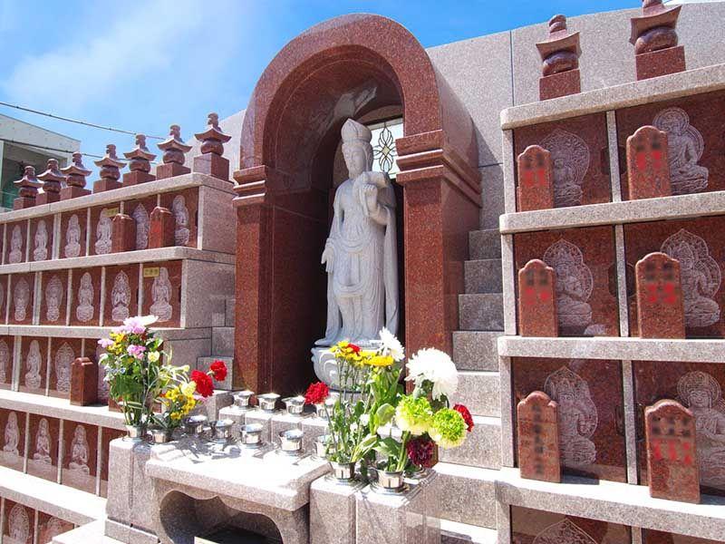 多聞院牛込四恩の杜 永代供養墓・樹木葬
