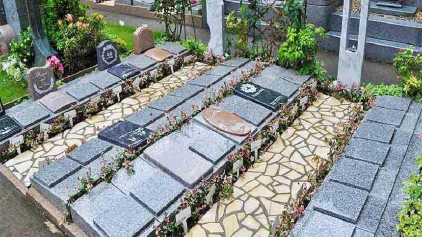 鎌倉やすらぎの杜 「ふれあいの碑」のプレート葬