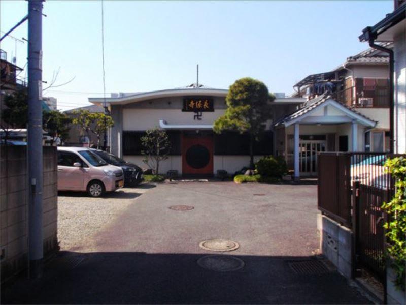 長源寺 駐車場①