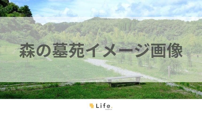 森の墓苑イメージ画像