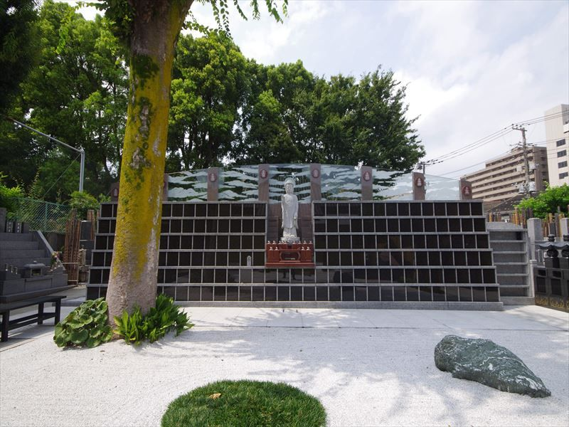 天台宗 松園山 寳林院 安楽寺 永代供養墓・樹木葬
