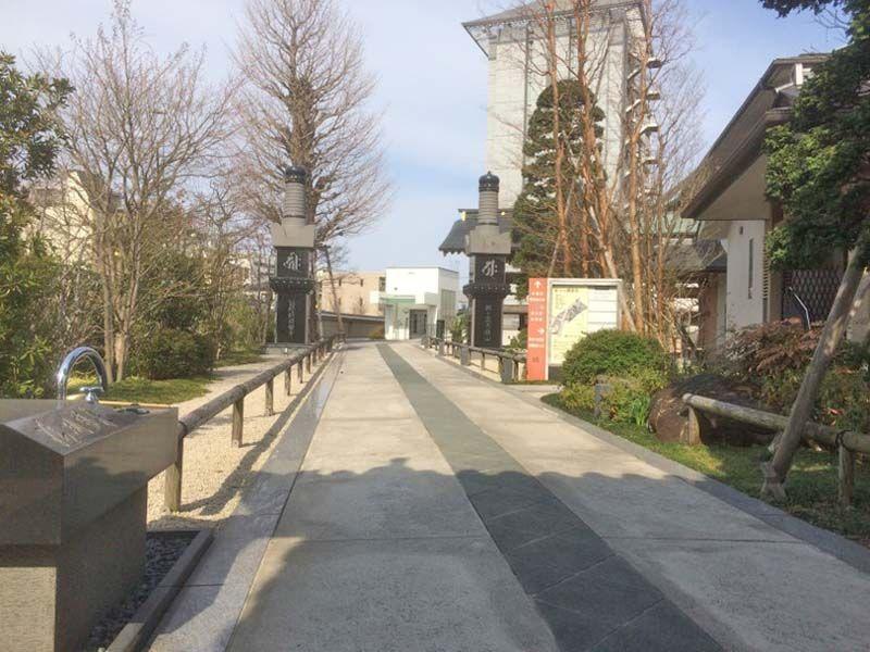 勝楽寺 境内風景