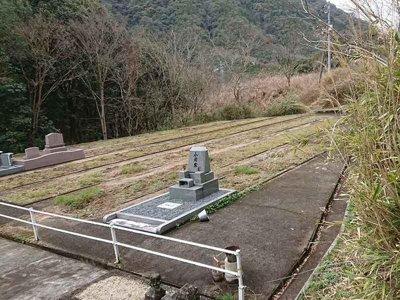 東広島市営下河内墓園